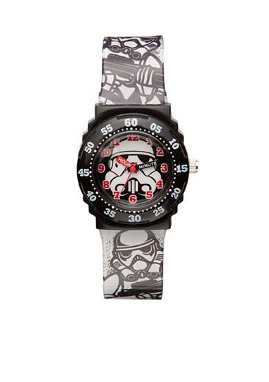 Star Wars® Storm Trooper Time Teacher Watch Boys 4-20