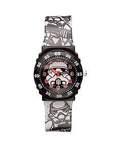 Star Wars Storm Trooper Time Teacher Watch Boys 4-20