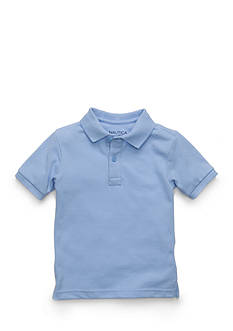 Nautica Uniform Polo Boys 4-7