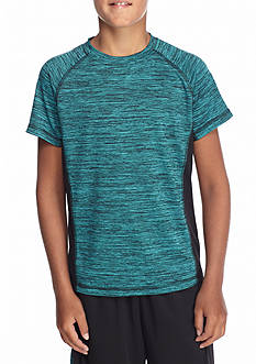 JK Tech Space-Dyed Active Tee Boys 8-20
