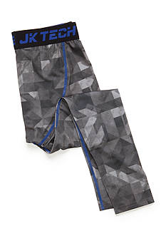 JK Tech™ 9 3/4 Compression Leggings Boys 8-20