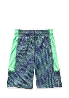 JK Tech Printed Pieced Shorts Boys 4-7