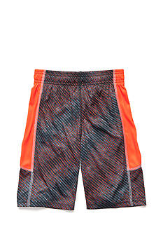 JK Tech™ Printed Pieced Shorts Boys 4-7