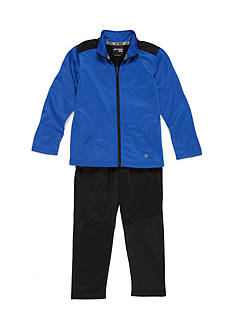 JK Tech Jacket Soccer Pants Set Boys 4-7
