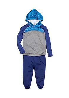 JK Tech™ Hoodie Fleece Jogger Pants Set Boys 4-7