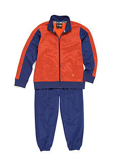 JK Tech Jacket and Jogger Pants Set Boys 4-7