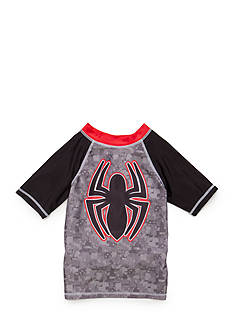Spiderman Character Rashguard Boys 4-7