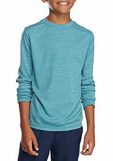 JK Tech Space Dye Tee Boys 8-20