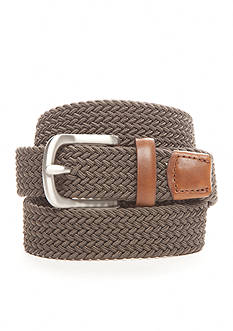 J. Khaki® Elastic Braid Belt Boys 4-20