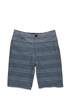 Ocean Current Stripe Amphibious Shorts Boys 8-20