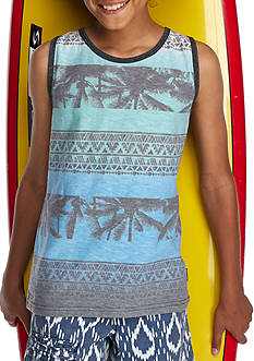 Ocean Current Tribal Conda Tank Boys 8-20