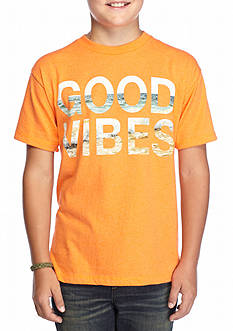 Ocean Current Good Vibes Tee Boys 8-20