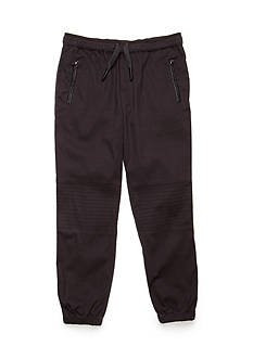 Ocean Current Woven Moto Jogger Pants Boys 8-20