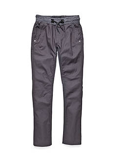 Ocean Current Tapered Twill Pants