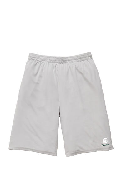 Boxercraft® Michigan State Spartans Mesh Shorts Boys 8-20