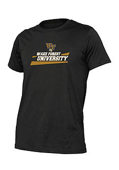 Boxercraft Wake Forest Demon Deacons Ringspun Tee Boys 8-20