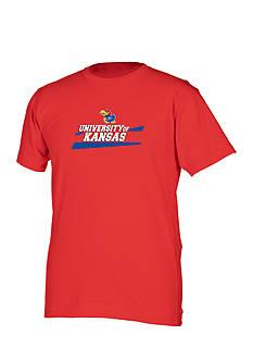 Boxercraft Kansas Jayhawks Ringspun Tee Boys 8-20