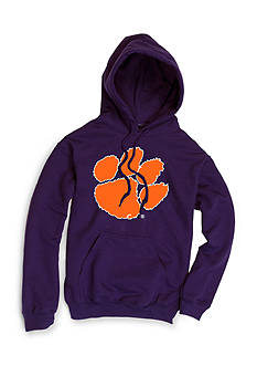 Boxercraft Clemson Tigers Fleece Hoodie Boys 8-20