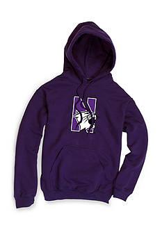 Boxercraft Northwestern Wildcats Fleece Hoodie Boys 8-20