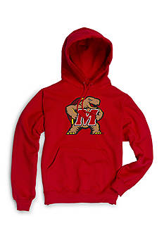 Boxercraft® Maryland Terrapins Fleece Hoodie Boys 8-20