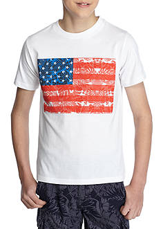 Red Camel® Flag Palm Tee Boys 8-20