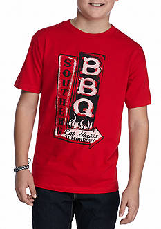 Red Camel Southern BBQ Tee Boys 8-20