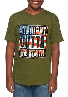 Red Camel® Straight Outta The South Tee Boys 8-20