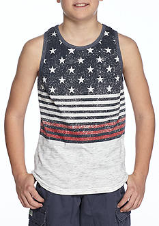 Sunrise Tank Top Boys 8-20