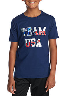 JK Tech® 'Team USA' Tee Boys 8-20