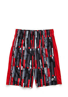 JK Tech Printed Shorts Boys 8-20