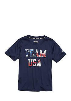 JK Tech 'Team USA' Active Tee Boys 4-7