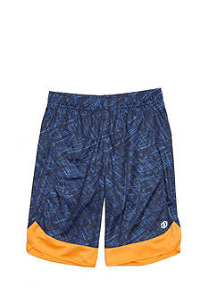 JK Tech Printed Shorts Boys 4-7