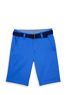 Chaps Belted Shorts Boys 8-20