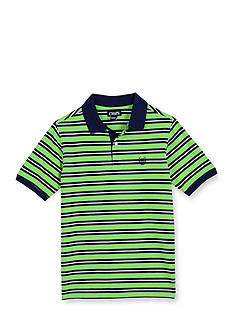 Chaps Stripe Polo Boys 8-20