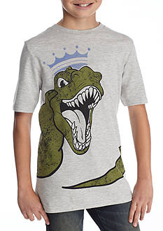 Hollywood® The Jean People Ultraviolet Dino Tee Boys 8-20