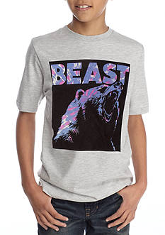 Hollywood® The Jean People Ultraviolet Bear 'Beast' Tee Boys 8-20