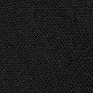 Ralph Lauren Boys: Black Ralph Lauren Childrenswear 6-Pack Quarter Socks