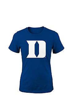 Gen2 Duke Blue Devils Primary Logo Tee Girls 7-16