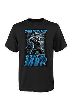 NFL Carolina Panthers Cam Newton MVP Image Tee Boys 8-20