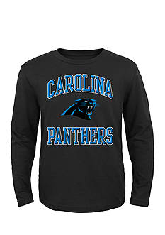 Gen2 Carolina Panthers Long Sleeve Tee Boys 8-20