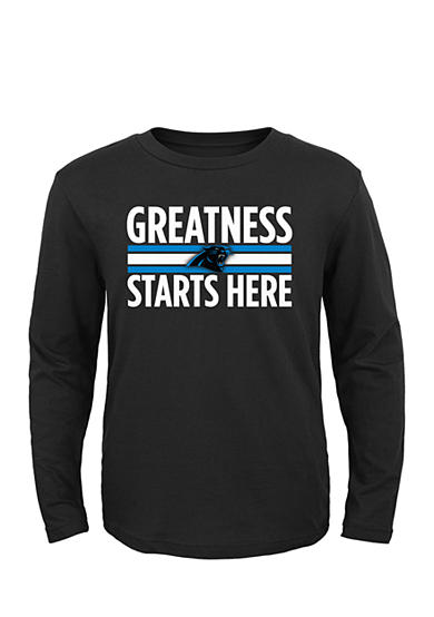 Gen2 Carolina Panthers Greatness Starts Here Tee Boys 8-20