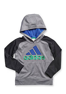 adidas® Play Time Hoodie Toddler Boys