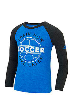 adidas Train Now Long Sleeve Top Boys 4-7