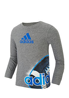 adidas Sports Wrap Tee Boys 4-7