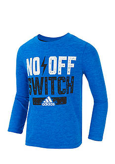 adidas® No Off Switch Tee Boys 4-7