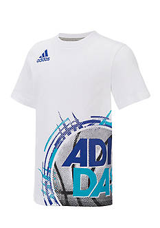 adidas Dynamic Wrap Tee Boys 4-7