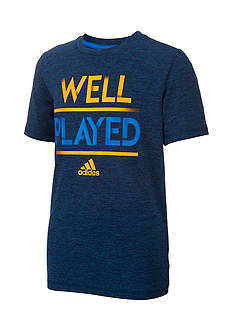 adidas Well Played Tee Boys 4-7