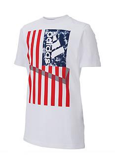 adidas USA Tee Boys 8-20