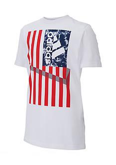 adidas USA Tee Boys 4-7
