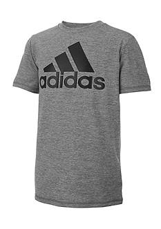 adidas Melange Performance Tee Boys 4-7